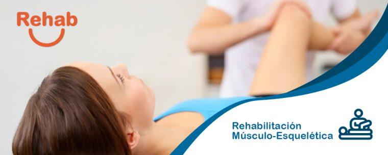 Rehabilitación Músculo-Esquelética